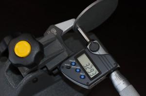 Metal Discs Micrometer