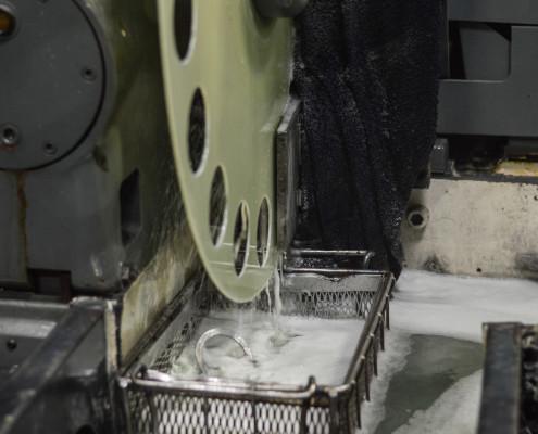 High Volume Precision Grinding