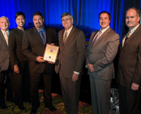 GM Supplier Award Northern Industrial Manufacturing