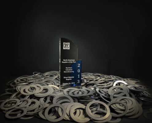 ZF Award Northern Industrial Manufacturing