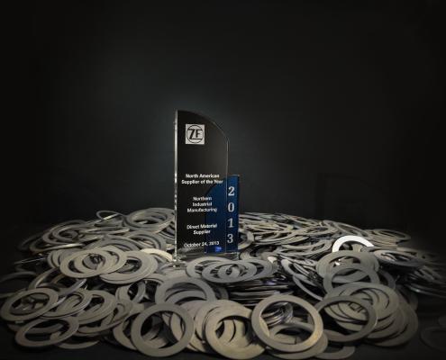 ZF Award Northern Industrial
