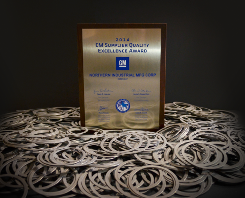 2014 General Motors Global Supplier Quality Excellence